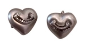Juicy Couture Juicy heart earrings
