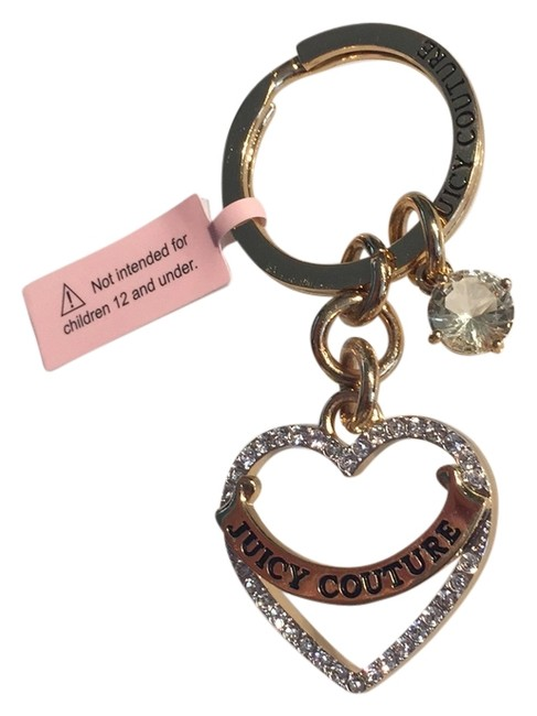 Item - Gold Key Chain with Tags