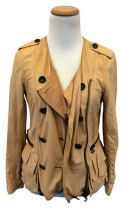 3.1 Phillip Lim Tan Leather Jacket
