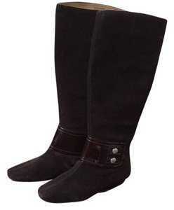 Michael Kors Dark Brown Boots
