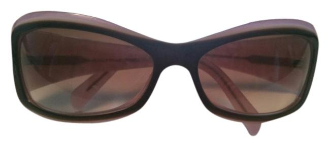 Item - Pink With Crystals On Frame Sunglasses
