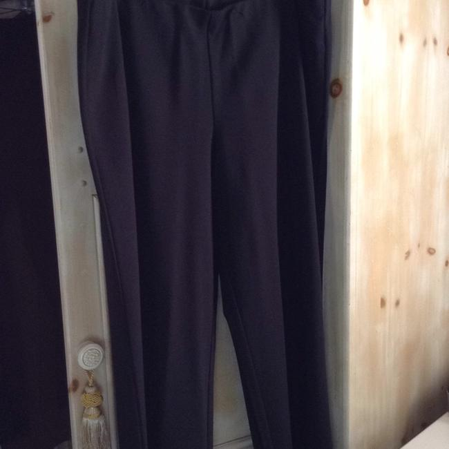 Eileen Fisher Straight Pants Blac