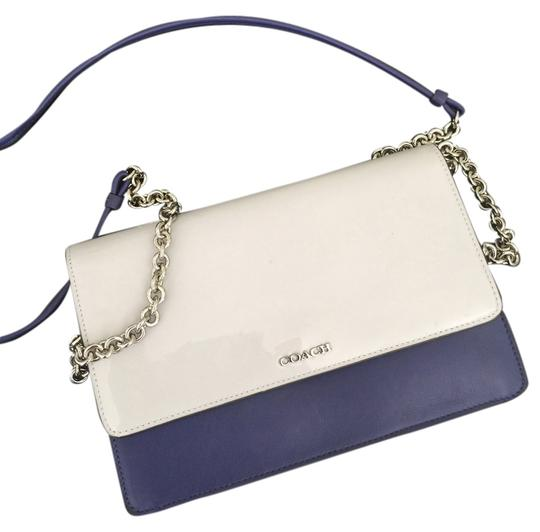Preload https://item2.tradesy.com/images/coach-cross-body-bag-blue-5533441-0-0.jpg?width=440&height=440