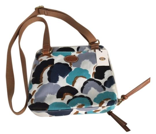 Preload https://item4.tradesy.com/images/fossil-cross-body-bag-teal-black-brown-white-gray-floral-5533543-0-0.jpg?width=440&height=440