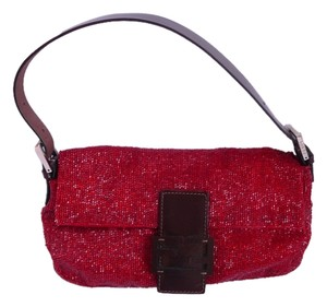Fendi Beaded New Chanel Hermes Kelly Baguette