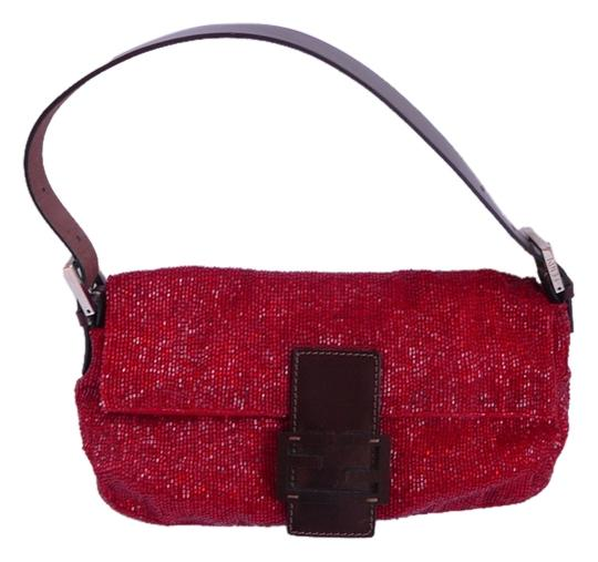 Preload https://img-static.tradesy.com/item/5534458/fendi-red-beaded-baguette-0-0-540-540.jpg