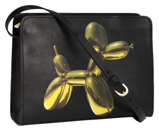Preload https://item1.tradesy.com/images/h-and-m-jeff-koons-balloon-black-leather-cross-body-bag-5534500-0-0.jpg?width=440&height=440
