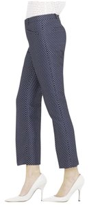 Club Monaco Capri/Cropped Pants blue print