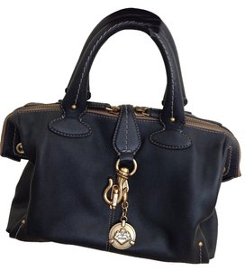 Bally Satchel in French Blue