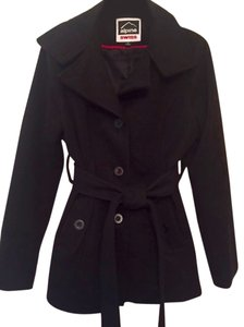 Alpine Swiss Winter Pea Coat