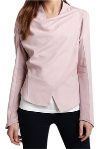 La Marque Pink Leather Jacket