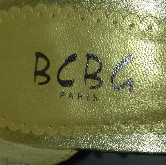 BCBG Paris Gold Formal