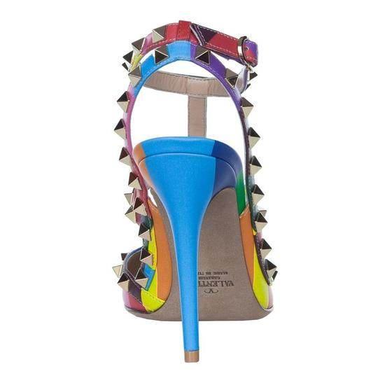 Valentino Multicolor Pumps