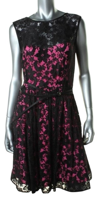 Preload https://img-static.tradesy.com/item/5536096/betsy-and-adam-purple-and-black-short-workoffice-dress-size-8-m-0-0-650-650.jpg