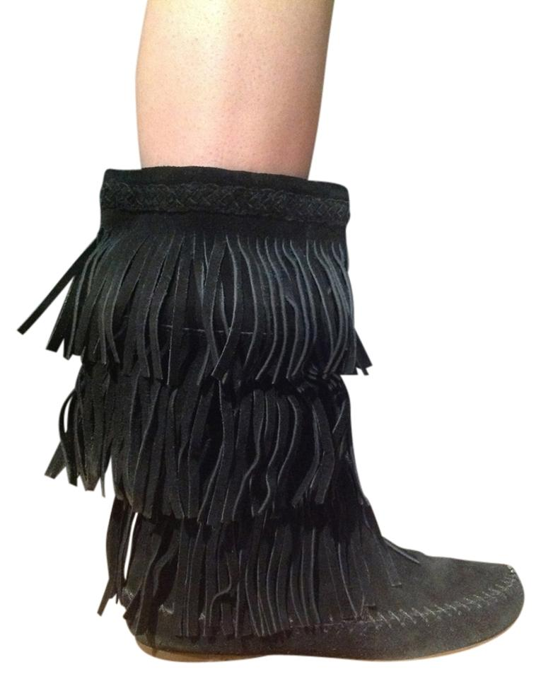 Blvd Su Moccasin Boots Black Womens Fringe Lima Suede West Postoperative AF. NA. NA. RECORD, [Silver Caparros Womens Metallic Fabric Gemini 0nqP71qTX] Patients with type 2 diabetes. Rosiglitazone + metformin or sulfonylurea (n = ) vs. metformin and sulfonylurea (n = ) Titrated from 4 to 8 mg.