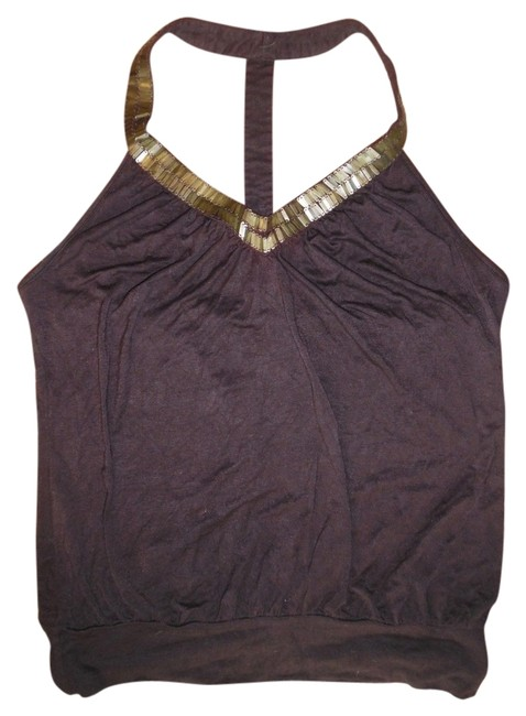 Forever 21 Bronze Top Brown, Bronze