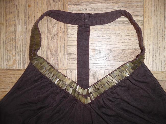 Forever 21 Top Brown, Bronze