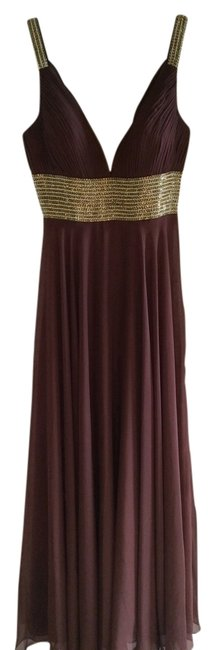 Preload https://item4.tradesy.com/images/hay-queen-dress-brown-and-gold-5536933-0-0.jpg?width=400&height=650