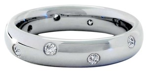 Blue Nile Starlight Diamond Eternity Ring in Platinum (1/5 ct. tw.)