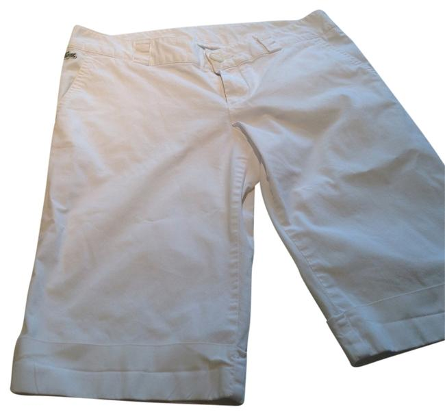 Preload https://item4.tradesy.com/images/lacoste-white-bermuda-shorts-size-6-s-28-5537518-0-0.jpg?width=400&height=650