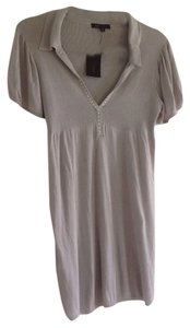 BCBGMAXAZRIA Top Grey