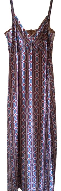 pattern Maxi Dress by Other
