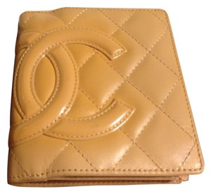 Chanel Chanel Leather Wallet