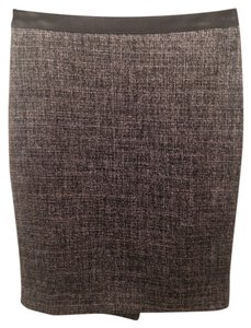 Ann Taylor Pencil Skirt Black and white