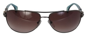 Chrome Hearts The Beast II - E68- Dark Brown - Tort Blue Cross - Lens: G-201-CR-8-ZI Sunglasses