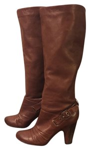 Frye Leather Boot saddle Boots
