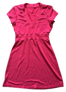 Lululemon short dress Raspberry/pink on Tradesy
