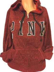 PINK Victoria's Secret Perfect Zip Medium Sweatshirt