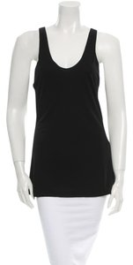 T by Alexander Wang Minimalism Garde 90s Top Black