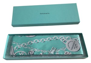 Tiffany & Co. Signature Tiffany & Co. silk scarf