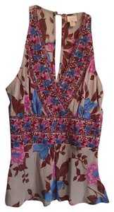 Plenty by Tracy Reese Tracey Grey Halter Top