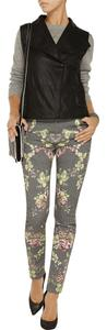 MCQ by Alexander McQueen Print Skinny Jeans