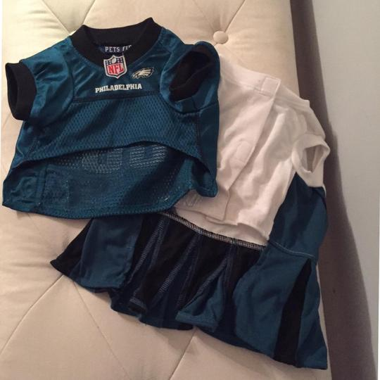 Nike Philadelphia Eagles Doggy NFL Jersey and Cheerleading Outfits