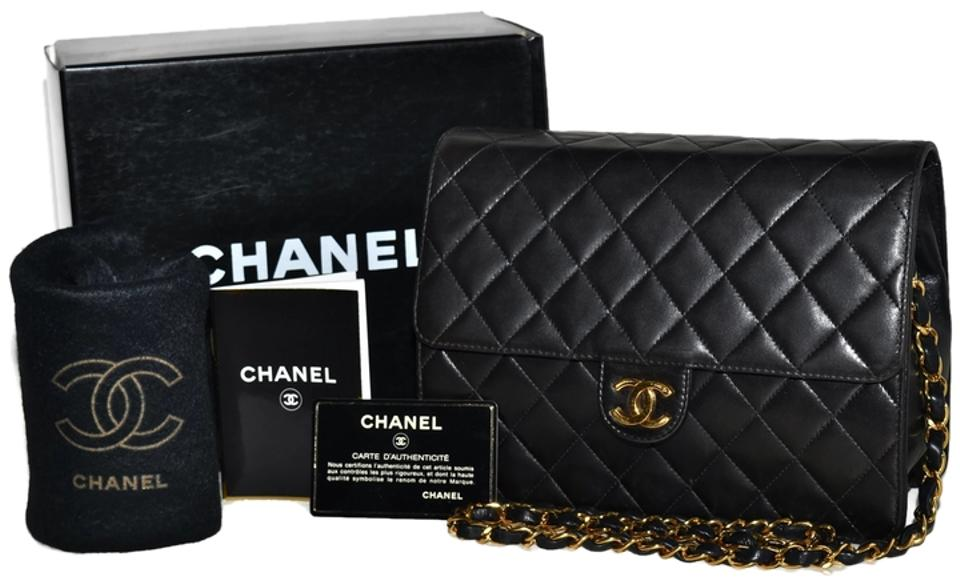 ce553aedbe Chanel Box Paris Quilted Lambskin 8.65