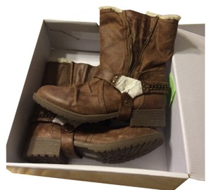 Call It Spring Brown Boots