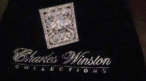 Charles Winston One of a Kind Charles Winston trend runway ring size 5