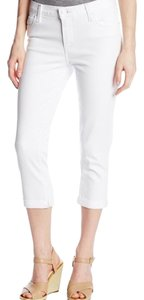 Calvin Klein Cropped Capri Pants Capri/Cropped Denim-Light Wash