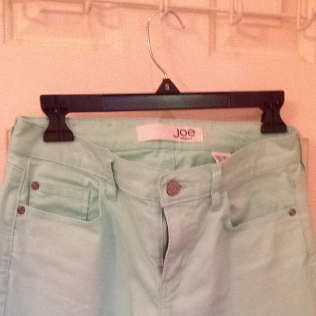 Item - Light Mint Wash Slim Coupe Etroite Skinny Jeans Size 27 (4, S)