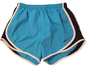 Nike Turquoise with black and white Shorts