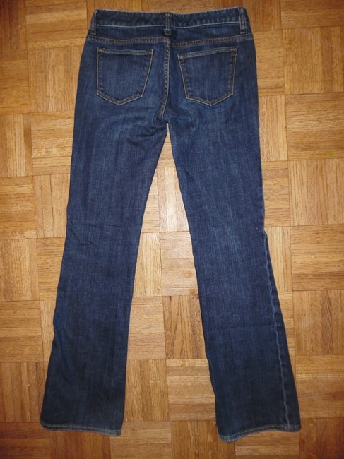 The Limited Long 34 Inseam Boot Cut Jeans-Distressed