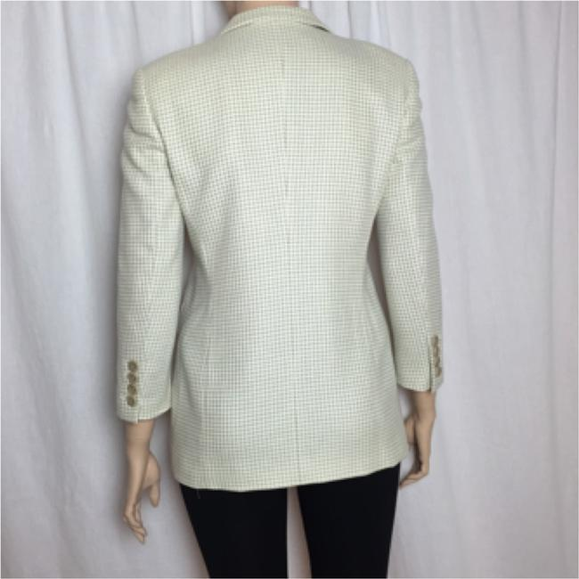 Escada Off White Blazer