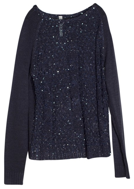 Preload https://item1.tradesy.com/images/navy-blue-tunic-size-4-s-554480-0-0.jpg?width=400&height=650
