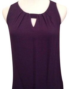 Banana Republic Top Dark aubergine
