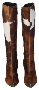 Vicini Browns / White Boots