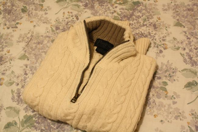 PereGrine Wool New Knit 3/4 Zip Sweater