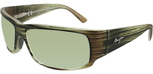 Maui Jim Maui Jim World Cup Brown/Green HT266-15MR Sunglasses